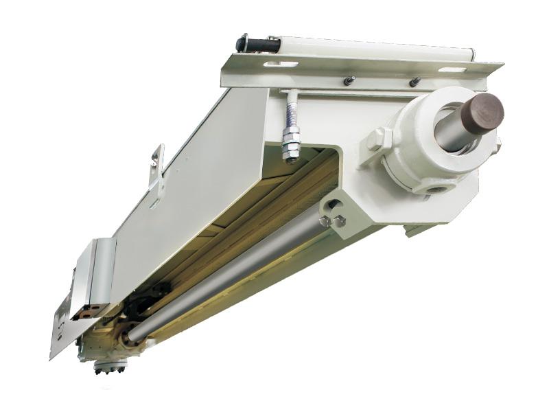 HXC-B5型半伸缩式吹灰器