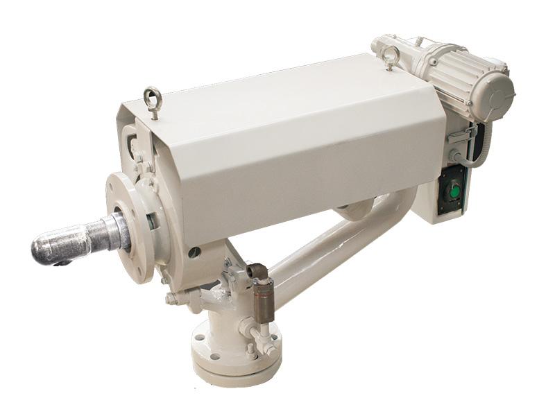 HXD-5型炉膛吹灰器