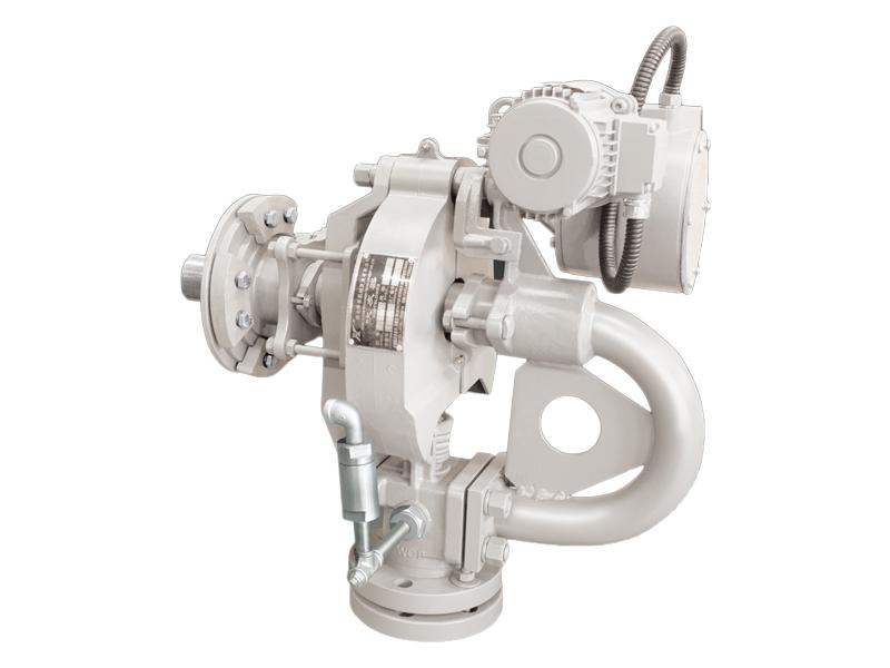HXG-5型固定旋转式吹灰器